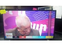 "Sharp 40"" LED HD Smart Freeview TV"
