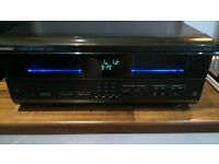 TECHNICS DISC CHANGER SL-MC7 MASH CD PLAYER