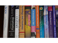 Nursing/medical books