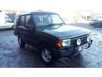 breaking green discovery 300 tdi 4x4 maual lwb turbo diesel parts spares repairs