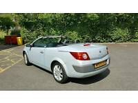 Renault Megane Convertible 6 Speed Low Mileage