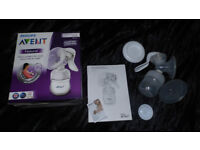 Philips Avent Manual Breast Pump.