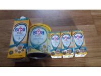 Sma toddler milk
