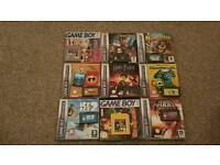 CLASSIC BOXED GAMEBOY GAMES COLLECTION