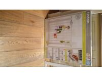 Lindam Easy Fit Plus Deluxe Safety Gate **BARGAIN PRICE**