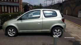 Toyota Yaris For Sale DIESEL, 1.3L ,3 DOOR