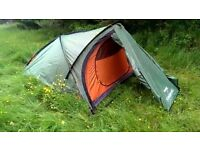 selling tents and other camping equipment - open to offers