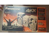 Panasonic AKX 550 watt
