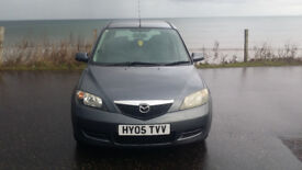 30 ROAD TAX ! ! ! Mazda 2 2005 1.4 DIESEL