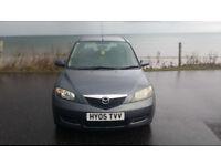 30 ROAD TAX ! ! ! Mazda 2 2005 1.4 DIESEL