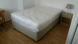 Refurbished double bed room only 2.4m from city centre