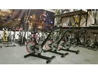 Keiser M3 spinning bike 12 MOUNTH WARRANTY BIKES ONLY 1 YEAR OLD