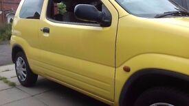 SUZUKI IGNIS WINDOW WINDER WITH MOTOR