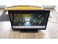 """Toshiba 32"""" 1080p HD LED TV with Built-in DVD Player £65"""