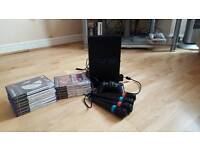 PS2 and games bundle