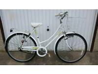 Ladies Raleigh Caprice Town Bicycle For Sale in Great Riding Order