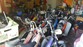 Puch maxi wanted parts ,bikes ect