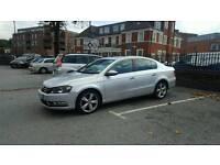 Volkswagen passat 2013 automatic dsg 1 owner full service £7680 (Pco Uber Ready)