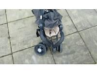 Light stroller Hauck