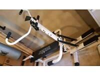 Multi gym resistance bands