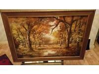 Painting 2 painting £30 bargin