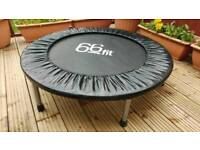 66 fit mini trampoline. £25 today only