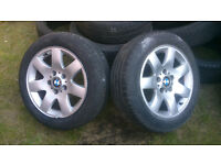 Wheels BMW 205/55R16