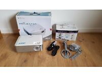Acer H7530D Full HD Projector with ceiling mount
