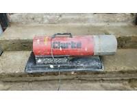Kerosene space heater