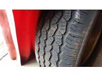 5x kia sorento mk1 wheels and tyres