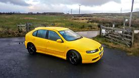 swapslow milng SEAT Turbo Cupra 60K
