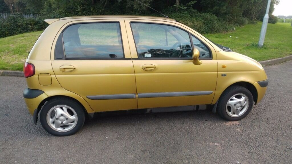daewoo matiz 800cc 59k on clock 2001 in llanelli carmarthenshire gumtree. Black Bedroom Furniture Sets. Home Design Ideas