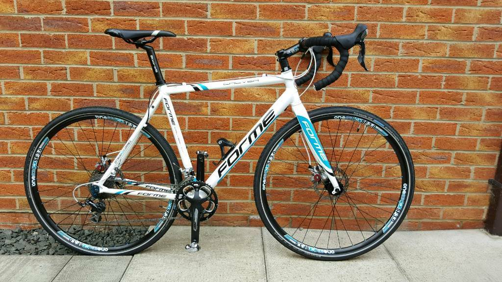 Forme Calver Cx Sport Cyclocross Bike Shimano 105 Version In
