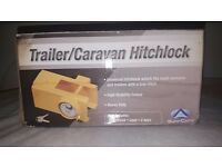 Hitchlock for Trailer or Caravan