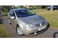 Volkswagen Golf 2.0 TDI GT 5dr 2KEYS,GENUINE MILEAGE,LONG MOT