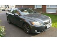2007 IS250 Lexus, Auto, Grey Luxury