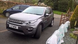 Land Rover Discovery Sport Tech