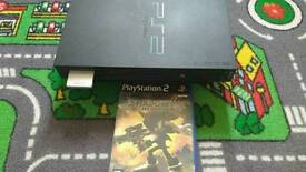 Ps2 console & sonic