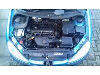 Peugeot 206 GTI 140bhp