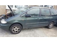Ford Galaxy 1.9tdi Breaking for parts