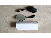 Motorcycle Sports Mirrors