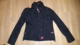 Woman's Superdry Windcheater Jacket Size XL
