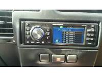 GENUINE CAR STEREO RIPSPEED DVD PLAYER.PLAY DVD,CD,USB, SD CARD AND RADIO
