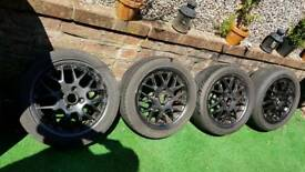 "15"" BBS Polo GTi Split Rims"