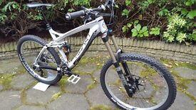 Ghost Cagua 7000 Enduro Bike/Fox 36/XT