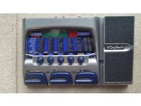 DIGITECH RP300 guitar effects processor