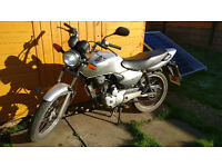 Honda CG125 Motorcycle Learner Legal