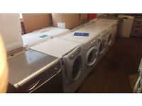 Hotpoint Indesit Bosch White /Silver Washer Dryers Delivery Install BEDFORD AREA