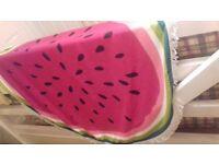 Watermelon towel- new