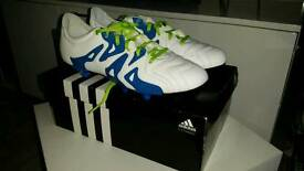 Adidas Junior Football Boots Size 5